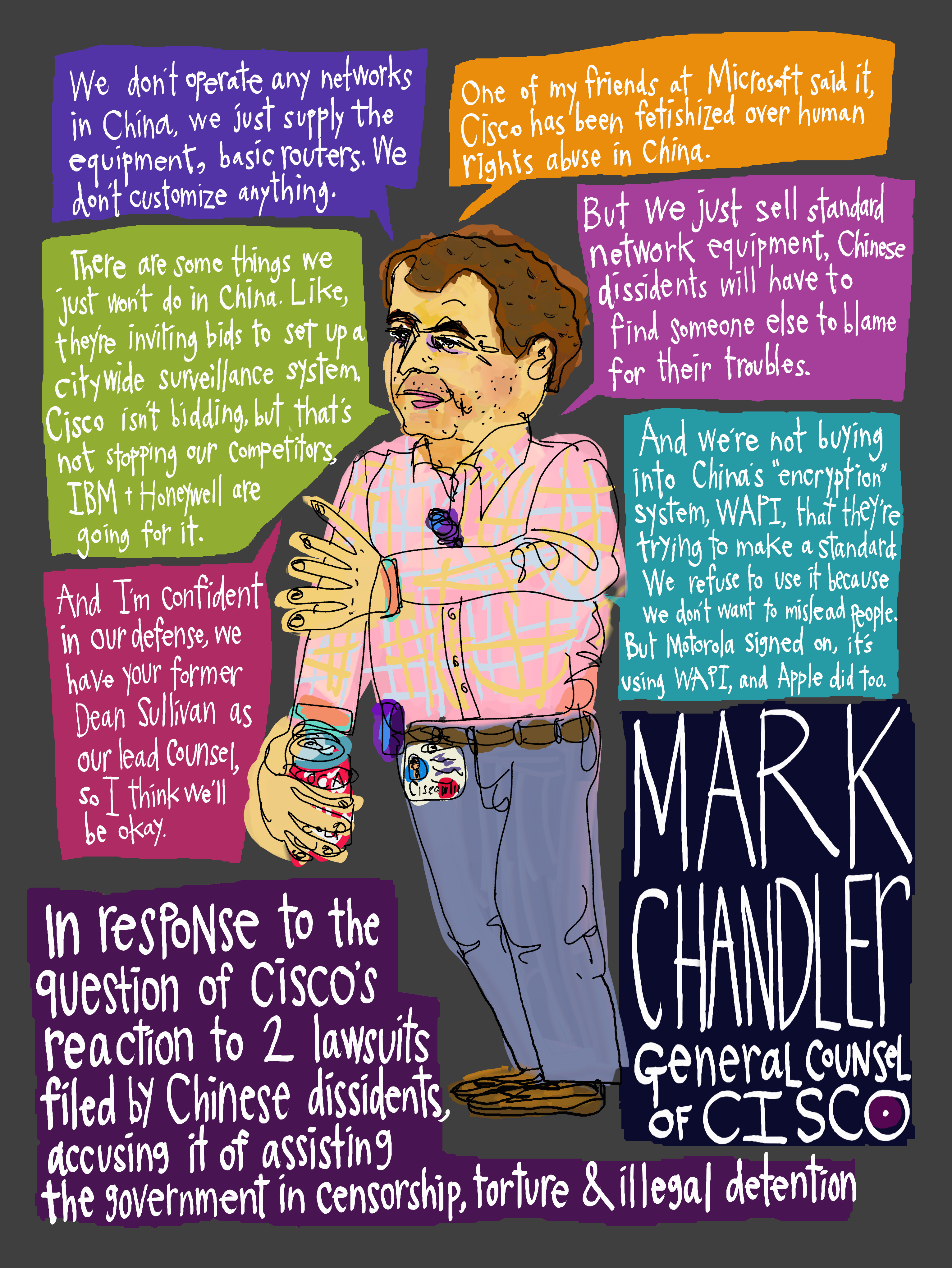 Mark-Chandler-General-Counsel-of-Cisco-on-the-question-of-China-dissidents-lawsuits-against-Cisco