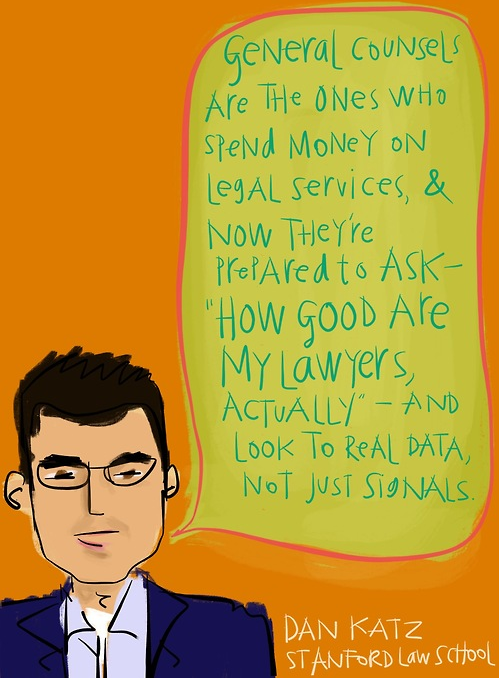 Open Law Lab - Dan Katz - how good are your lawyers