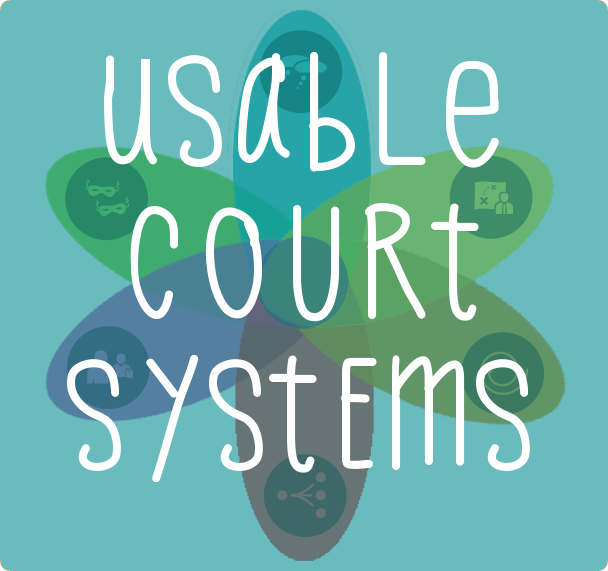 usable court systems