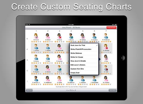 JuryPad app 1