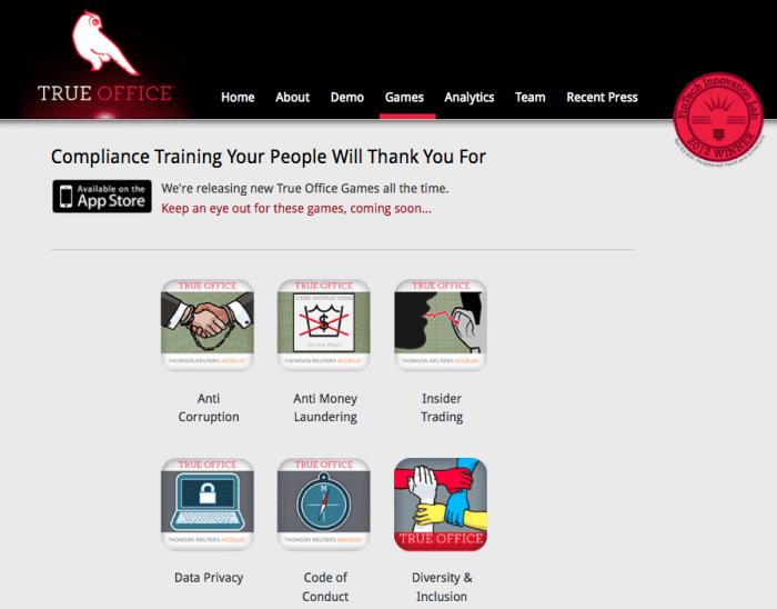 TrueOffice - Compliance Training