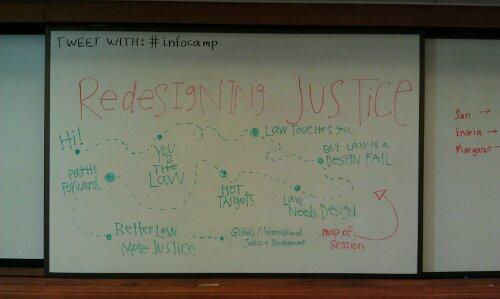Redesigning Justice