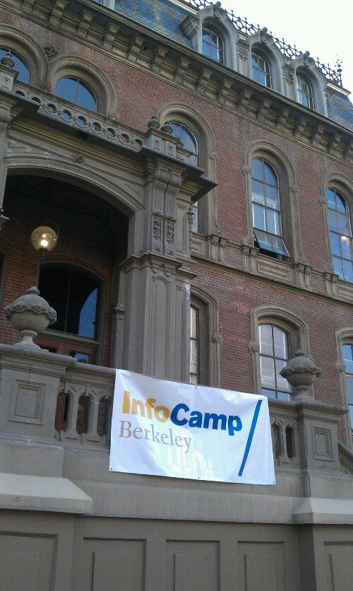InfoCamp Berkeley