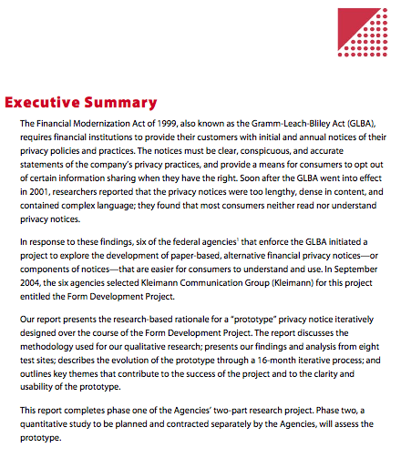 Doc600600 Example of Good Executive Summary Sample Executive – Writing Executive Summary Template