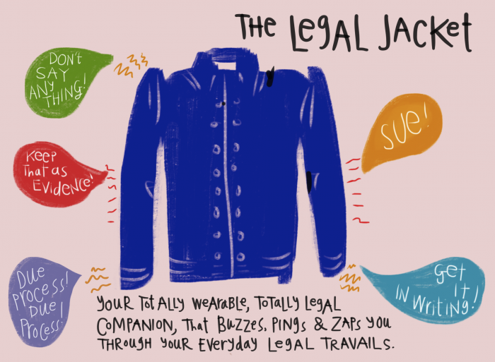 The Legal Jacket