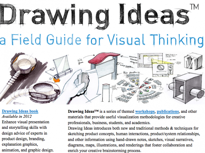 Drawing Ideas - A Field Guide For Bisual Thinking
