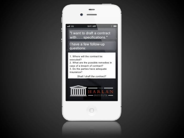 Open Law Lab - Access to Justice app 2
