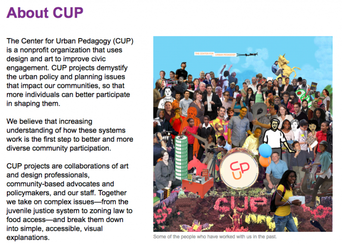 Open Law Lab - CUPS - Making Policy Public