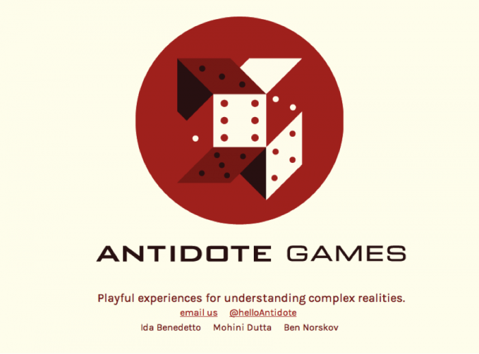 Antidote games - open law lab - 1