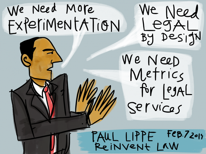 Margaret Hagan - Reinvent Law - Paul Lippe - We Need Legal By Design