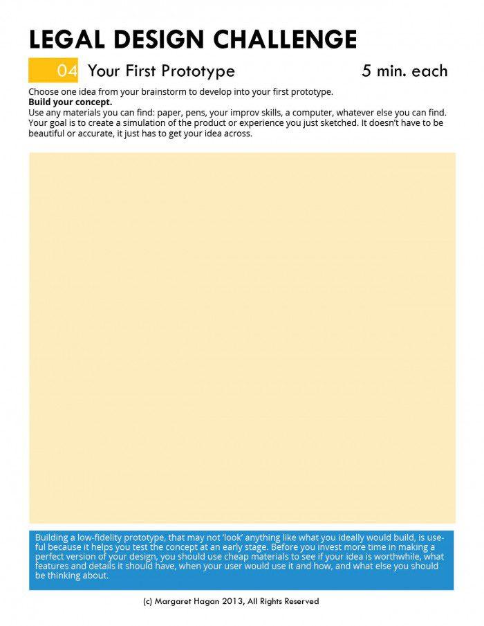 Margaret Hagan - Legal Design Challenge worksheets5