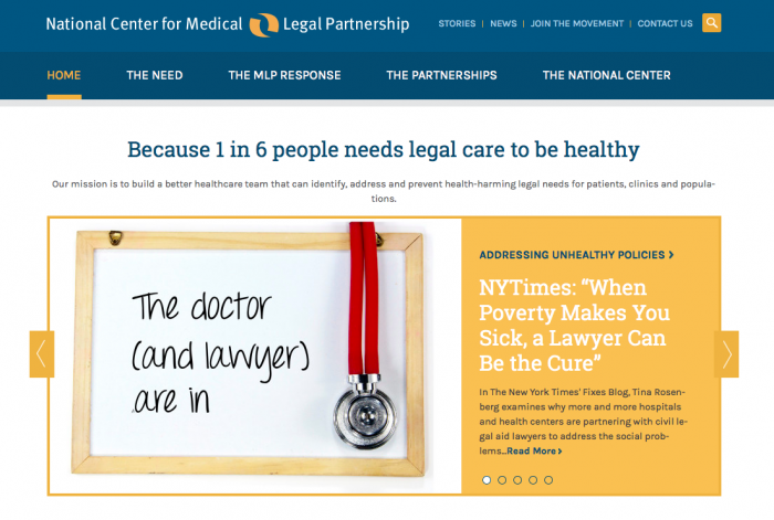 Open Law Lab - Medical Legal Partnerships
