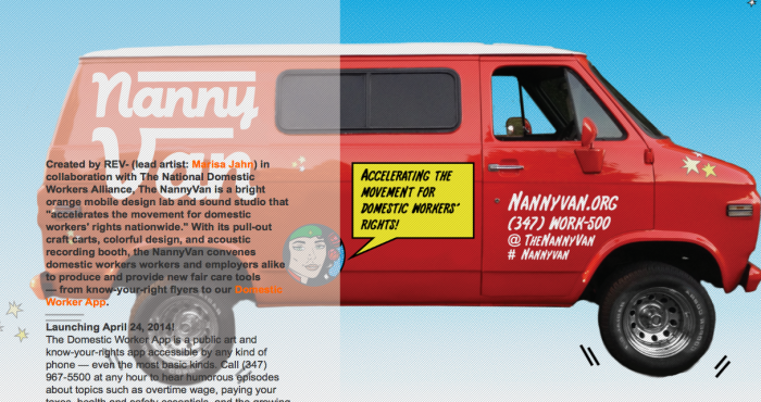 Open Law Lab - Project Nanny Van