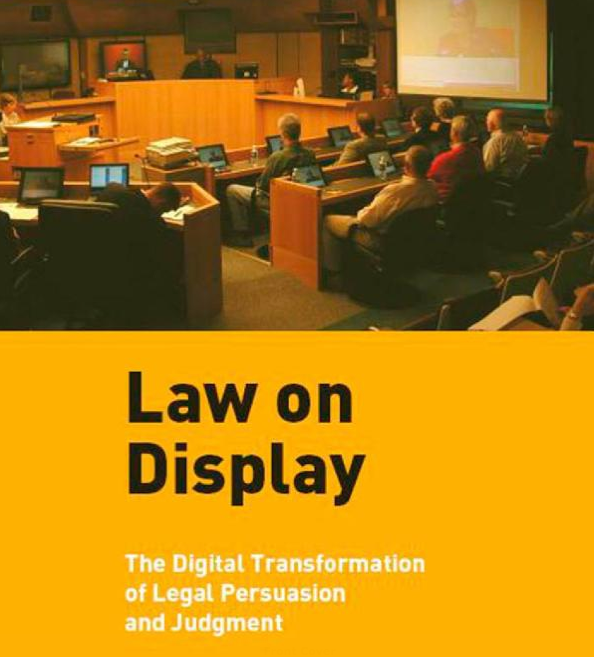 Visual Law - Law on Display 0