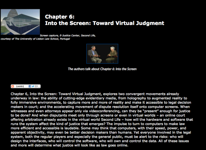 Visual Law - Law on Display 6