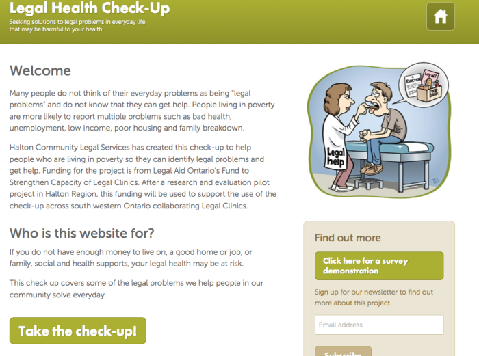 Open Law Lab - Legal Health checkup - ontario -Screen Shot 2014-11-25 at 5.42.40 PM