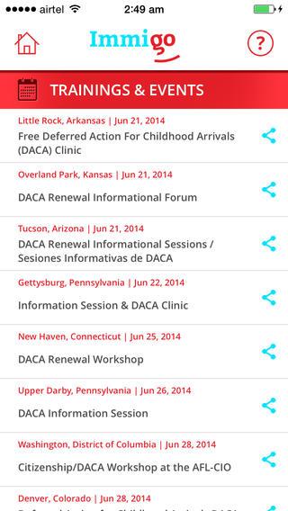 Resource sharing - Immigo - Immigration Advocates Resouce Sharing app 2