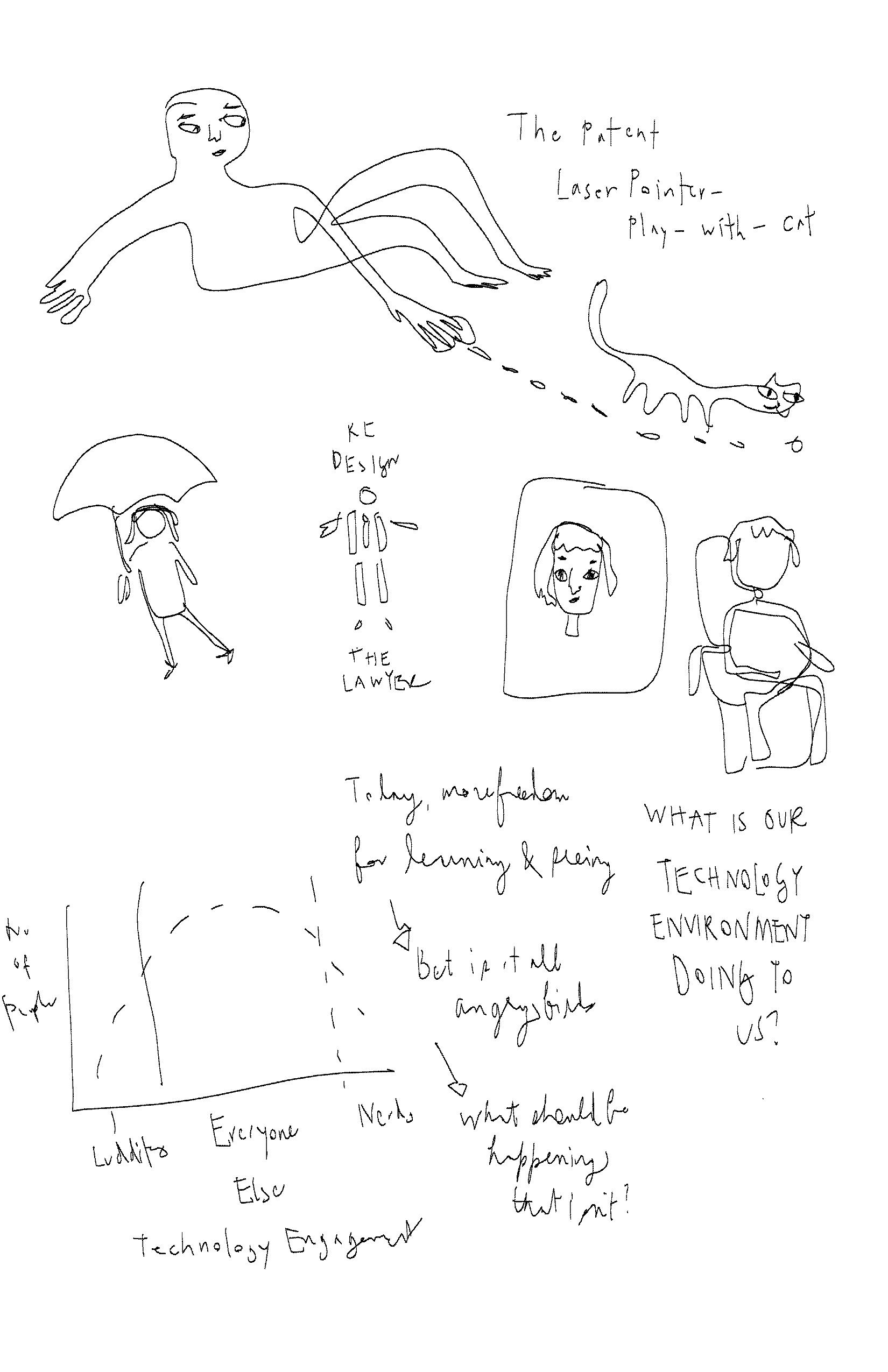 ilaw - sketches 2011 2