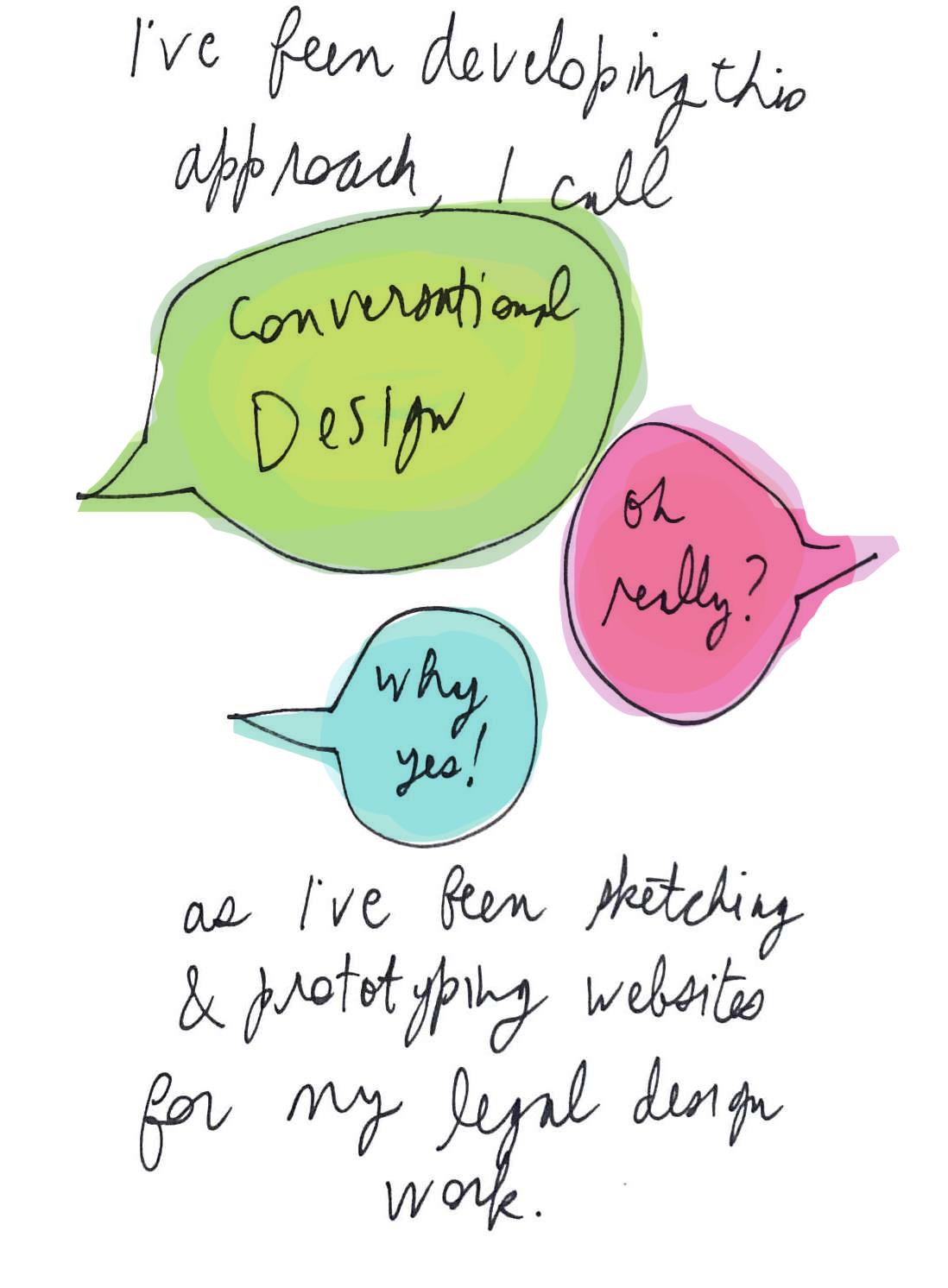 Conversational Design method