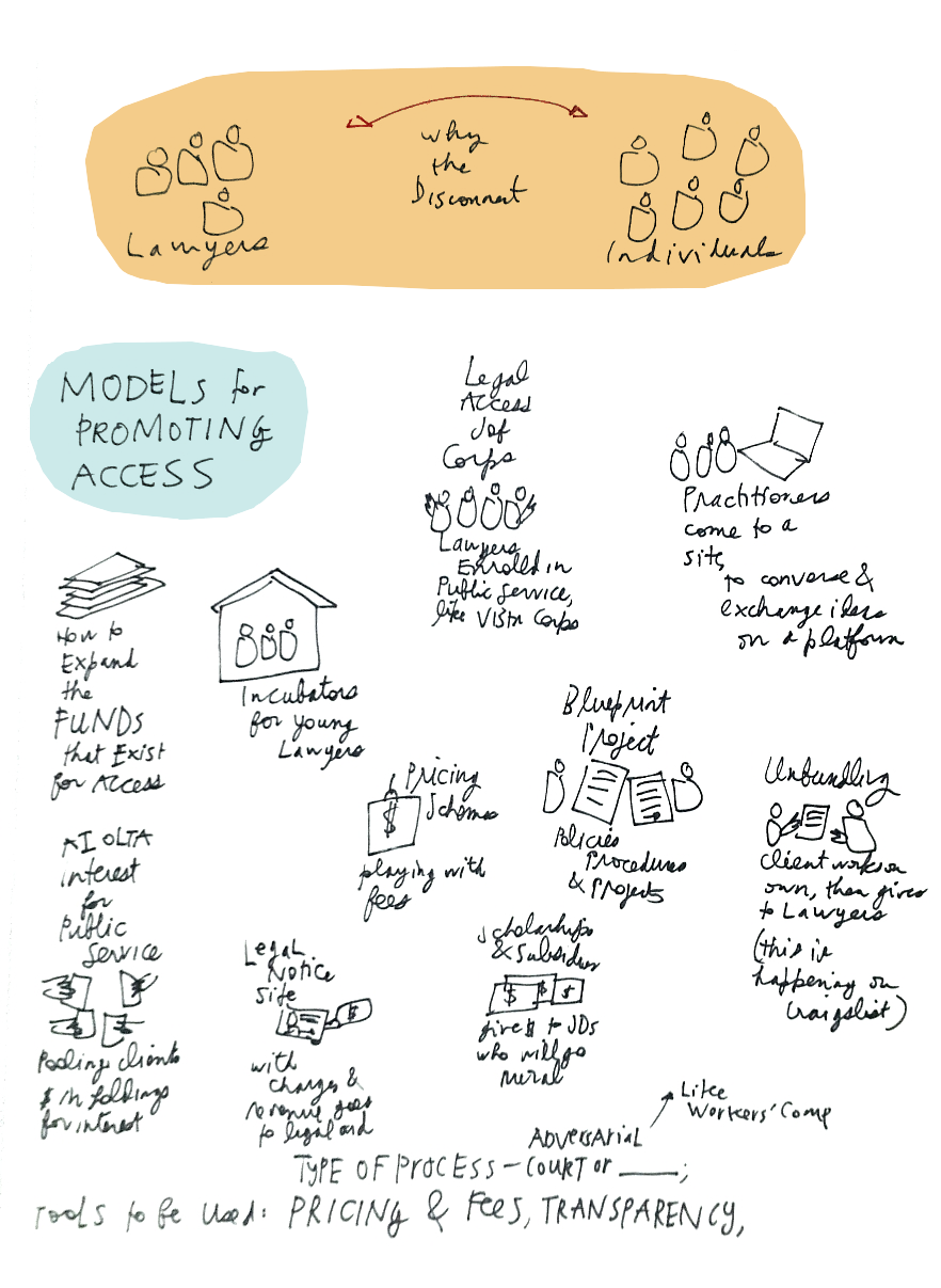 Access to Justice Ideabook 1 - Margaret Hagan