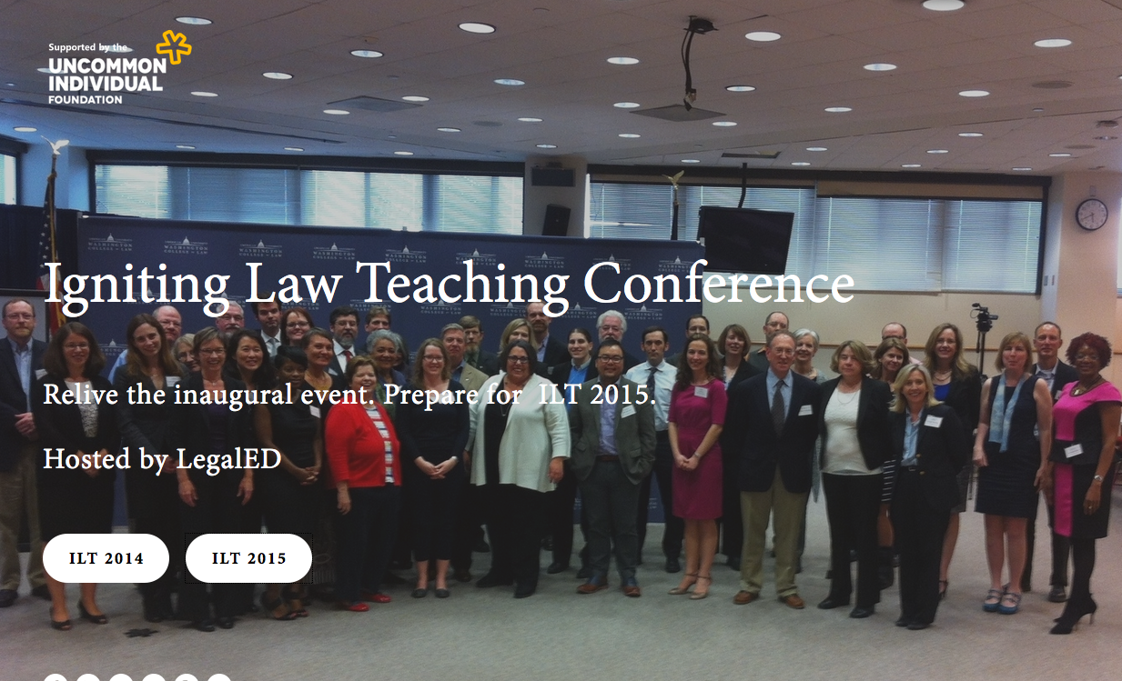 Legal Ed Redesign - Igniting Law Teaching - Ted for law schools -Screen Shot 2015-03-14 at 4.23.15 PM