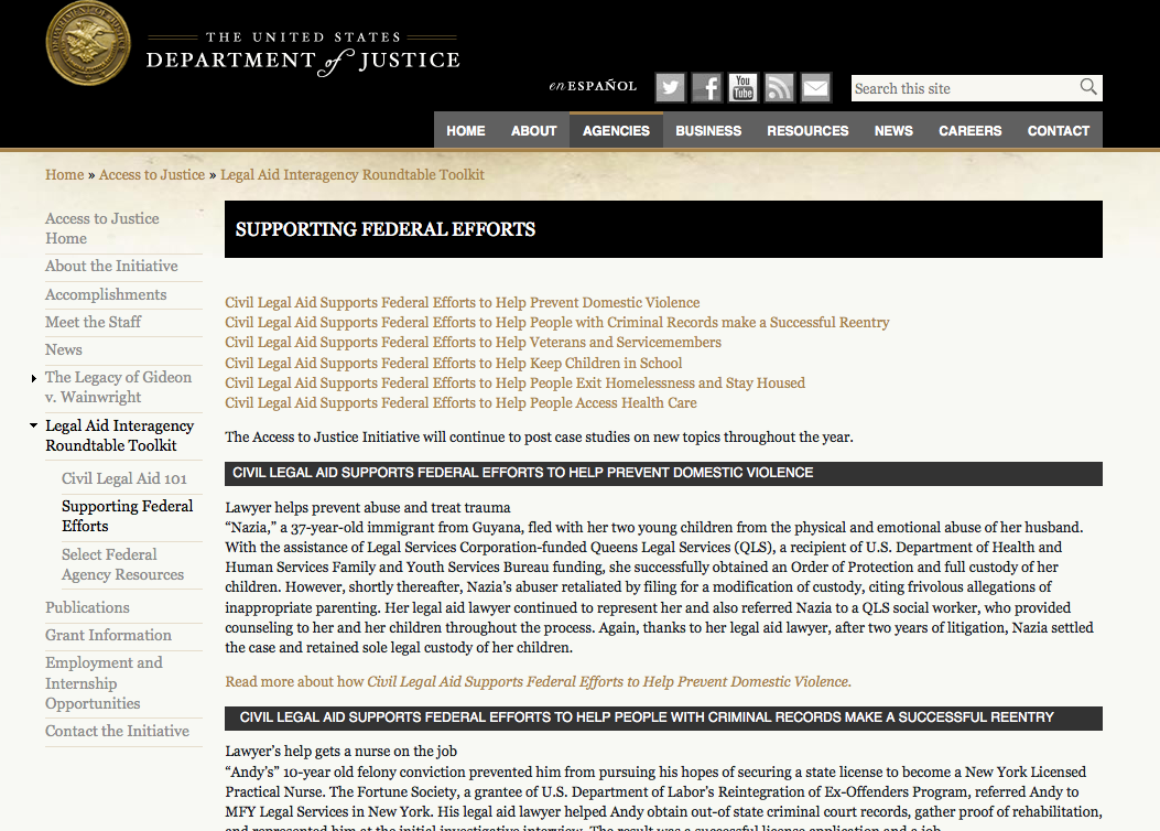Open Law Lab - doj - legal aid interagency roundtable toolkit - Screen Shot 2015-03-29 at 3.26.25 PM