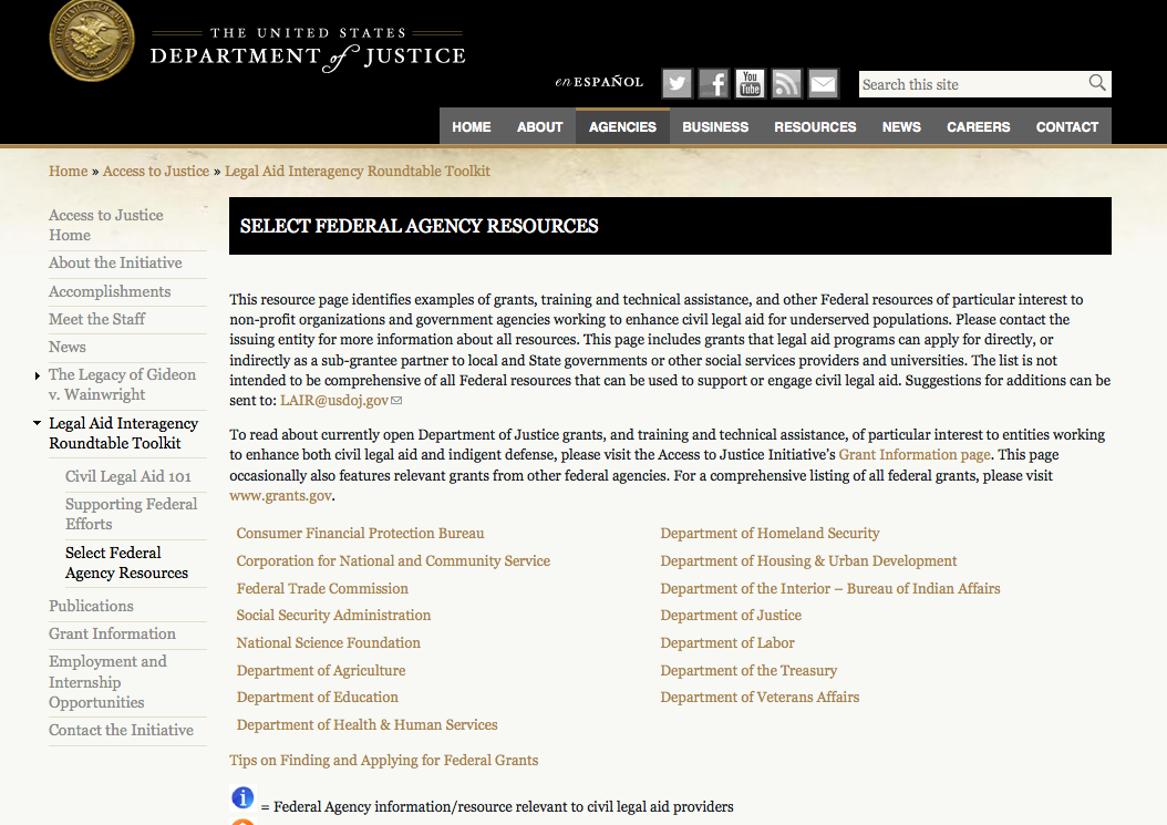Open Law Lab - doj - legal aid interagency roundtable toolkit - Screen Shot 2015-03-29 at 3.26.31 PM