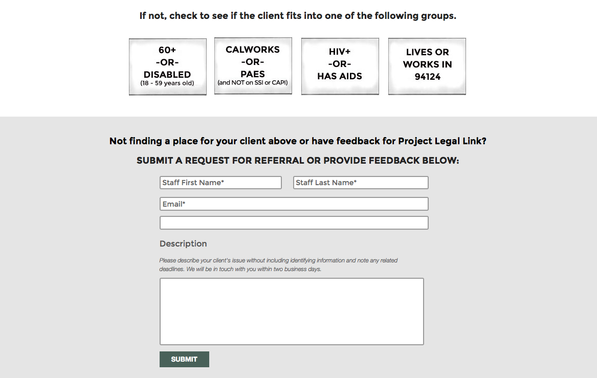Project Legal Link - coordinating social and legal services - open law lab - Screen Shot 2015-04-24 at 10.34.16 PM